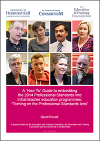 Professional Standards 2014 - 'How To' Guide