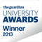 The Guardian Higher Education Awards - Inspiring Leader